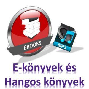E-könyvek - Hangos könyvek