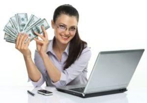 Online pénzkereset