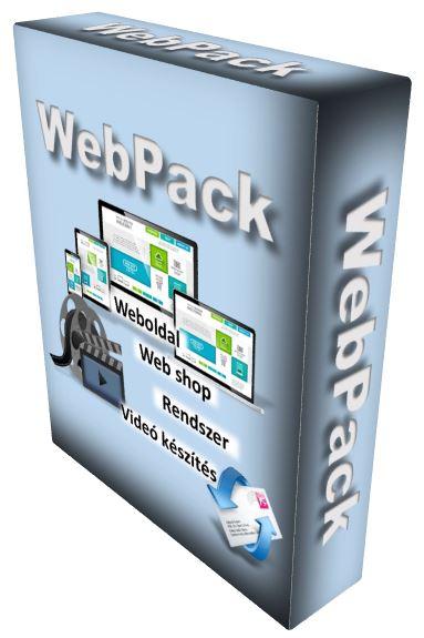WebPack - a Kucsrakész rendszer